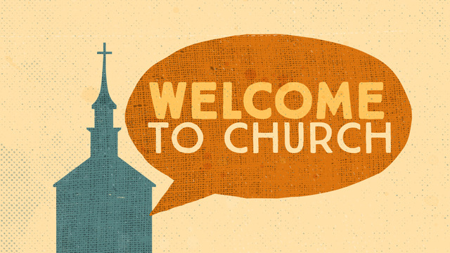 Welcome To Church - Christmas - Igniter Media